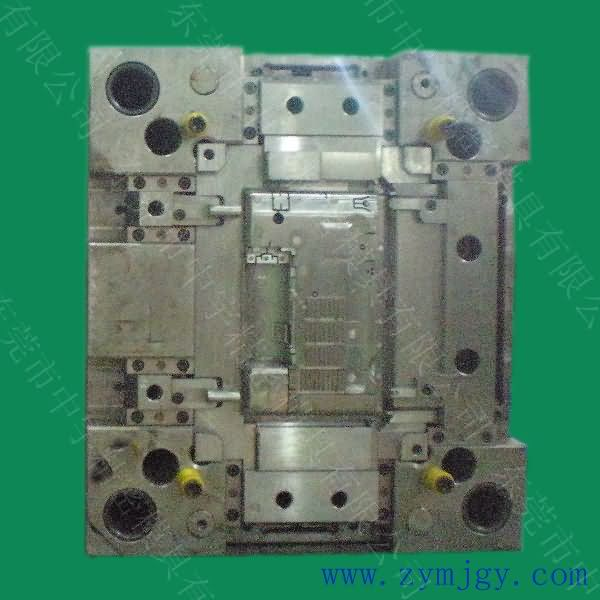 auto plastic part mold 4