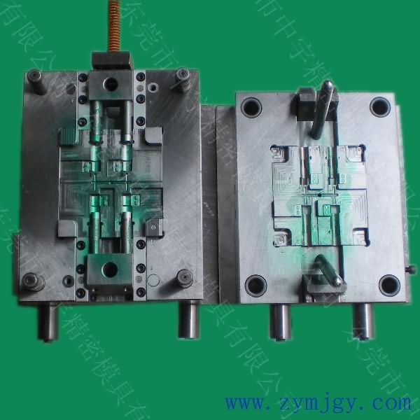 auto plastic part mold 1