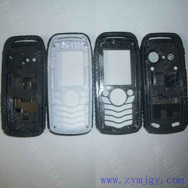 cellphone plastic part assembly